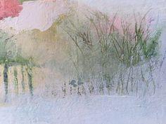 Image of 'Original 'Mountain River' 2017 Acrylic on canvas.