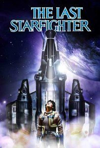 The Last Starfighter - 80s Sci-fi Movie Poster