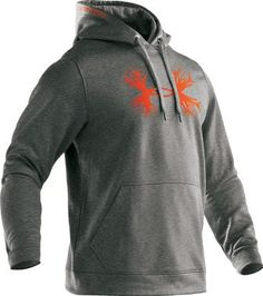 8775e415a0e Under Armour® Solid Antler Hoodie   Cabela s Big Man Suits