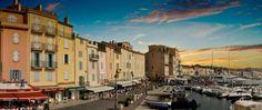 Port de Saint Tropez, France