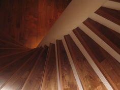 Stairs by Mittapuu Hardwood Floors, Flooring, Custom Made, Stairs, Koti, Home Decor, Wood Floor Tiles, Wood Flooring, Stairway