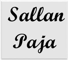 Sallan Paja; valikoimassa mm. kodin tuotteita.
