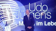 """Johannes B. Kerner moderiert """"Udo Jürgens - Mitten im Leben"""" (Quelle ..."""