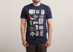 A Pixel of My Childhood by Melee_Ninja   Threadless