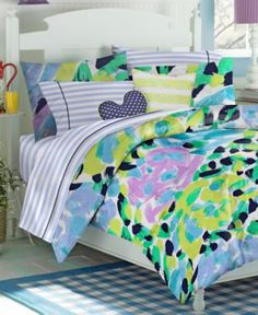 Teen Vogue Paloma Floral Comforter Set