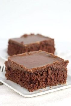 Easy recipe for Chocolate Cake made from scratch! by stacey
