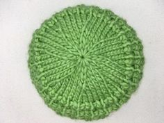 Easy Going Loom Knit Hat - GoodKnit Kisses