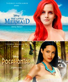 Celebs Dressed As Disney Princesses: Ever wonder which actress might play the best Cinderella?