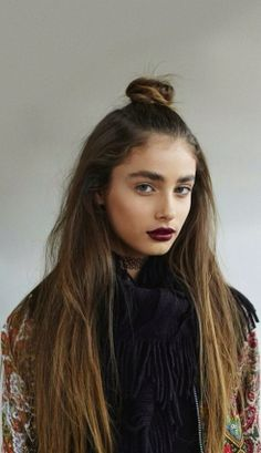 Boho Superb/ <3 hair, eye brows, and lipstick