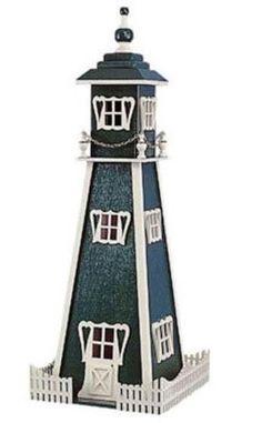 BDP433 Victorian Lighthouse Woodcraft Scrollsaw Pattern Woodworking Plan | eBay