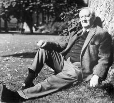 JRR Tolkien, my favorite author. The Hobbit, and The Lord Of The Rings are Masterworks.