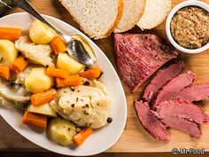 Fastest Corned Beef and Cabbage - This classic Irish dish cooks up in a pressure cooker, so you can enjoy it fast!