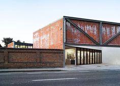 a f a s i a: OFFICE Kersten Geers David Van Severen Renovation of old