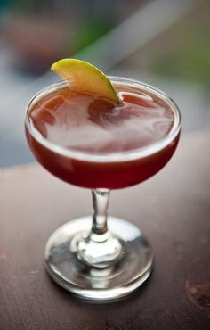 Tree of Smoke 1.5 oz Mezcal 0.5 oz Appleton Estate Reserve 0.5 oz Ramazzotti Amaro 1 oz Homemade Grenadine 2 dashes Orange bitters Shake ingredients well over cracked ice, strain into cocktail glas…
