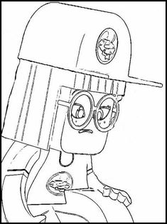 Yoko and his friends 8 Printable coloring pages for kids