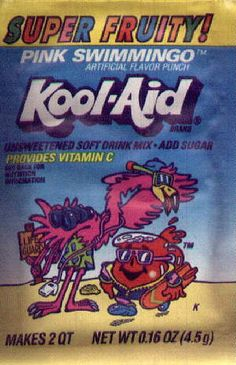 pink swimmingo kool-aid