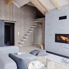Winter Interiors.