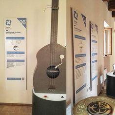Museo del Balì - parte dell'allestimento interno.  #stampa #digitale #digital #print #montaggio #dibond #pannelli #pannello #adesivo #adesivi #adigital #pesaro