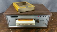 Electro-Brand Vintage 8 Track Player with Elvis Tape