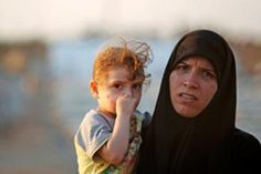 Children and Families Vulnerable as Violence Rocks Syria #news #crisis (Photo courtesy of REUTERS/Umit Bektas)