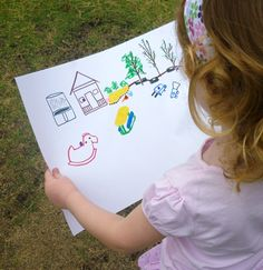5 simple ideas for adding literacy and learning fun to your Easter egg hunt this Easter!