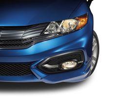 2014 Honda Civic Front Underbody Spoiler - 08F01-TS8-: College Hills Honda