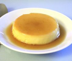 A Starch Free Cookbook: Maple Flan