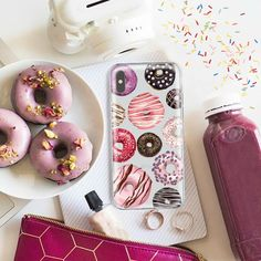 Galaxy J5, Iphone, Donuts, Samsung, Phone Cases, Art, Frost Donuts, Art Background, Beignets