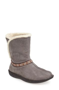 Keen 'Galena' Bootie Slipper available at #Nordstrom
