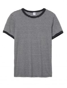Eco-Jersey Striped Ringer Youth T-Shirt #ad #youth #tshirt #tee #holiday #giftsforkids #kids #ecokids #ecofashion