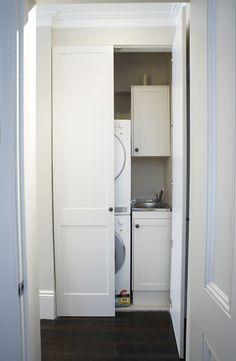 the hidden laundry