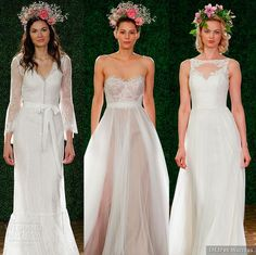 Editor's top picks from D.I.D. by Watters Spring 2015 #Wedding Dress Collection. #editorspicks #weddingdresses #weddings