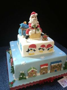 Christmas Cake  Cake by Le torte di Sabrina - crazy for cakes