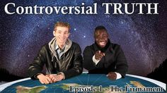 Official FLAT EARTH SHOW | Controversial TRUTH (Episode 1) - The Firmament