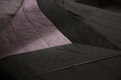 Two-sided bedspreads made of high quality materials -  satine cotton.