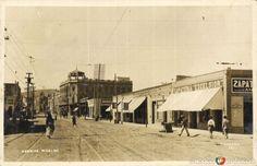 Fotos de Torreón, Coahuila, México: Avenida Hidalgo