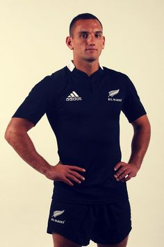 Aaron Cruden- All Blacks New Zealand Rugby