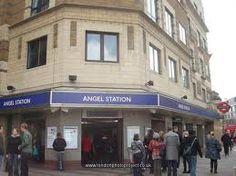 Angel, Islington, London