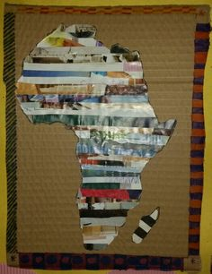 Africa Outline, Holidays, Holidays Events, Holiday, Vacation, Annual Leave, Vacations
