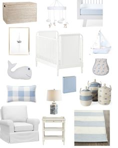 Boy Room Decor Inspiration One of my sweet friends is having a boy and requested a boy nursery inspiration post! I wanted to include items that can easily be transitioned from baby to… Baby Nursery Neutral, Nursery Decor Boy, Boys Room Decor, Nursery Room, Boy Room, Nursery Ideas, Sea Nursery, Bedroom Decor, Baby Room Ideas Early Years