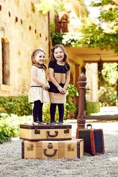 Janie and Jack, roupas de criança lindas...