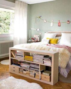 Almacenaje en dormitorios