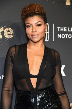 "New Trending Celebrity Looks: Taraji P. Henson at the ""Empire"" and ""Star"" Celebrate Fox's New Wednesday Night Lineup. Miss Taraji's talents are vast, well-documented, and don't get nearly the reward they deserved, but one of the least commented-upon of her many tricks and techniques …      … is her ability to make a whole lot of LEWK come off as effortless as an off-the-rack little black..."
