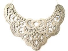 Another necklace by Gabrielle Jewelry