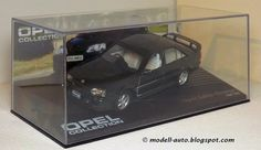 Modellautos Scale Model Cars: IXO Opel Lotus Omega 1989 - 1992