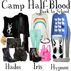Percy Jackson Clothing=Perfect @Alicia T Cox@