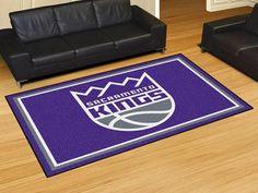 Sacramento Kings 5'x8' Rug
