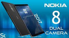 this is the pin for all information about nokia 8 android phone.