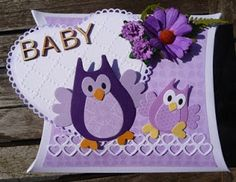 Creaties van Hetty: pillow box Marianne Design, Pillow Box, Owl, Boxes, Throw Pillows, Cards, Baby, Gifts, Creative Crafts