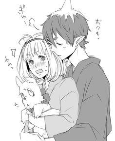 Shimei & Amaimon